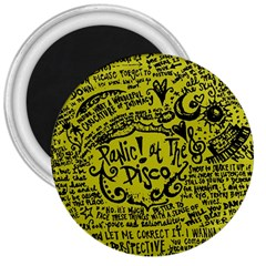 Panic! At The Disco Lyric Quotes 3  Magnets