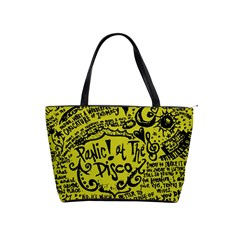 Panic! At The Disco Lyric Quotes Shoulder Handbags