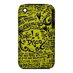 Panic! At The Disco Lyric Quotes Iphone 3s/3gs