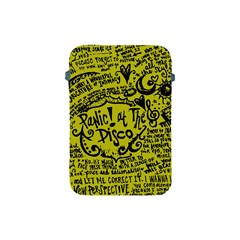 Panic! At The Disco Lyric Quotes Apple Ipad Mini Protective Soft Cases by Samandel