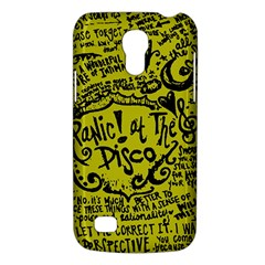 Panic! At The Disco Lyric Quotes Galaxy S4 Mini by Samandel