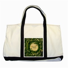 Panic At The Disco Two Tone Tote Bag by Samandel