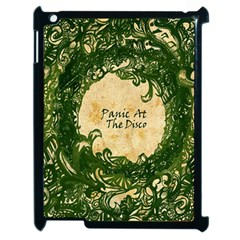 Panic At The Disco Apple Ipad 2 Case (black) by Samandel