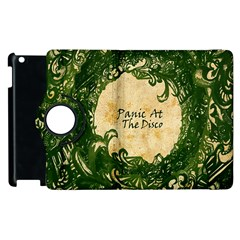 Panic At The Disco Apple Ipad 3/4 Flip 360 Case by Samandel