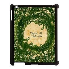 Panic At The Disco Apple Ipad 3/4 Case (black) by Samandel