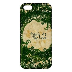 Panic At The Disco Apple Iphone 5 Premium Hardshell Case by Samandel