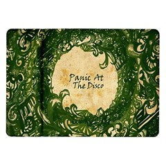 Panic At The Disco Samsung Galaxy Tab 10 1  P7500 Flip Case