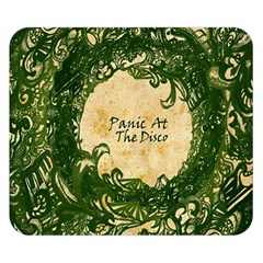 Panic At The Disco Double Sided Flano Blanket (small)  by Samandel