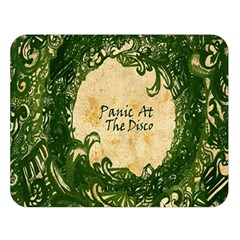 Panic At The Disco Double Sided Flano Blanket (large)