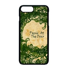 Panic At The Disco Apple Iphone 7 Plus Seamless Case (black) by Samandel