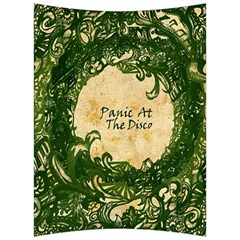 Panic At The Disco Back Support Cushion by Samandel