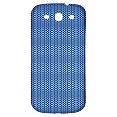 Star Flower Tiles Samsung Galaxy S3 S Iii Classic Hardshell Back Case by jumpercat
