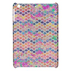 Zigzag Flower Of Life Pattern2 Apple Ipad Mini Hardshell Case by Cveti