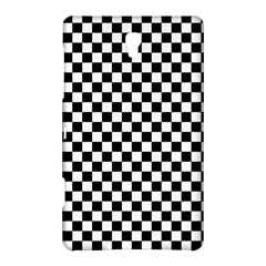 Checker Black And White Samsung Galaxy Tab S (8 4 ) Hardshell Case  by jumpercat