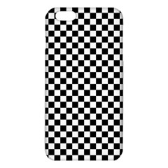 Checker Black And White Iphone 6 Plus/6s Plus Tpu Case by jumpercat