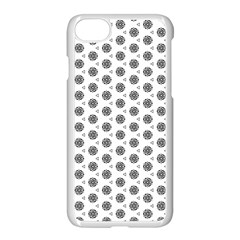 Abstract Pattern 2 Apple Iphone 7 Seamless Case (white) by jumpercat