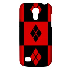Harley Quinn Pattern Galaxy S4 Mini