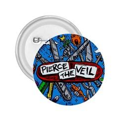 Album Cover Pierce The Veil Misadventures 2 25  Buttons