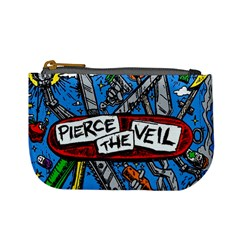 Album Cover Pierce The Veil Misadventures Mini Coin Purses