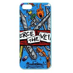 Album Cover Pierce The Veil Misadventures Apple Seamless Iphone 5 Case (color) by Samandel
