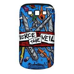 Album Cover Pierce The Veil Misadventures Samsung Galaxy S Iii Classic Hardshell Case (pc+silicone)