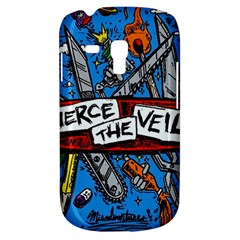 Album Cover Pierce The Veil Misadventures Galaxy S3 Mini by Samandel