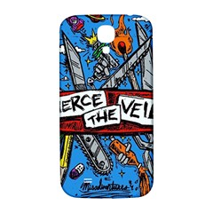Album Cover Pierce The Veil Misadventures Samsung Galaxy S4 I9500/i9505  Hardshell Back Case