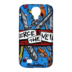Album Cover Pierce The Veil Misadventures Samsung Galaxy S4 Classic Hardshell Case (pc+silicone) by Samandel