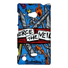Album Cover Pierce The Veil Misadventures Nokia Lumia 720 by Samandel