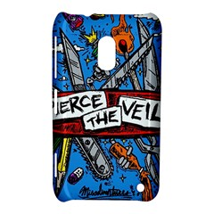 Album Cover Pierce The Veil Misadventures Nokia Lumia 620 by Samandel