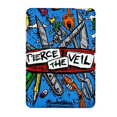 Album Cover Pierce The Veil Misadventures Samsung Galaxy Tab 2 (10 1 ) P5100 Hardshell Case  by Samandel