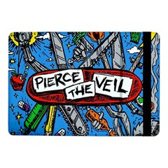 Album Cover Pierce The Veil Misadventures Samsung Galaxy Tab Pro 10 1  Flip Case by Samandel