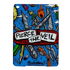 Album Cover Pierce The Veil Misadventures Ipad Air 2 Hardshell Cases by Samandel