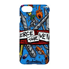 Album Cover Pierce The Veil Misadventures Apple Iphone 7 Hardshell Case by Samandel