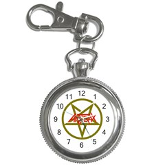 Anthrax Band Logo Key Chain Watches