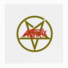 Anthrax Band Logo Medium Glasses Cloth (2 Side)