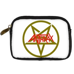 Anthrax Band Logo Digital Camera Cases
