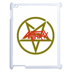 Anthrax Band Logo Apple Ipad 2 Case (white)