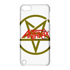 Anthrax Band Logo Apple Ipod Touch 5 Hardshell Case With Stand