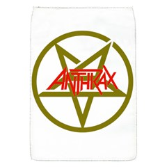 Anthrax Band Logo Flap Covers (s)
