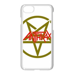 Anthrax Band Logo Apple Iphone 7 Seamless Case (white)