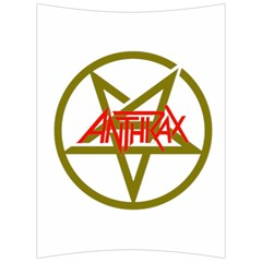 Anthrax Band Logo Back Support Cushion