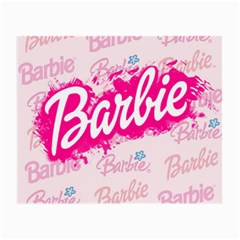 Barbie Pattern Small Glasses Cloth