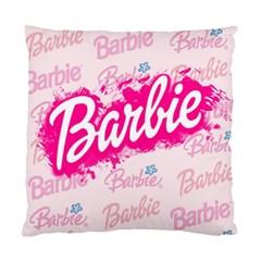 Barbie Pattern Standard Cushion Case (one Side)