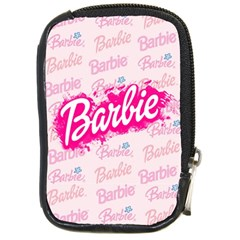 Barbie Pattern Compact Camera Cases