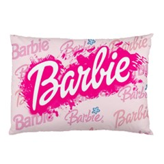 Barbie Pattern Pillow Case (two Sides)