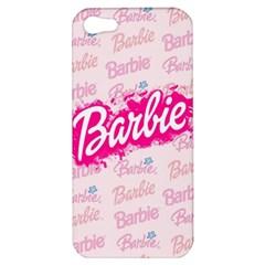 Barbie Pattern Apple Iphone 5 Hardshell Case
