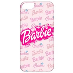 Barbie Pattern Apple Iphone 5 Classic Hardshell Case