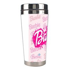 Barbie Pattern Stainless Steel Travel Tumblers