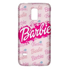 Barbie Pattern Galaxy S5 Mini